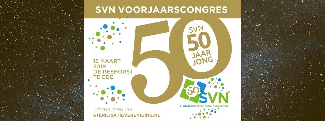 SVN 50 jaar jong Voorjaarscongres 2019