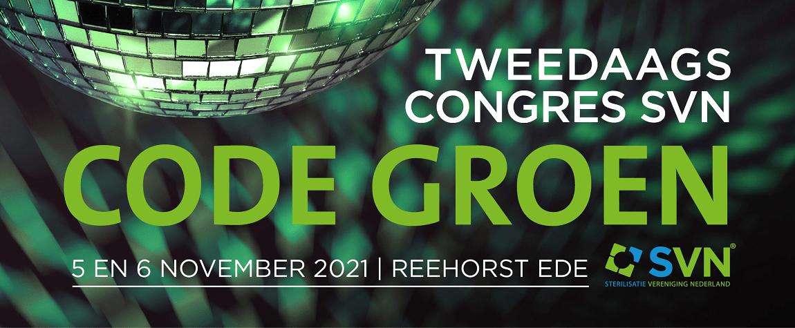 2 daags congres SVN Code Groen